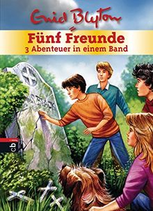 Fünf Freunde - 3 Abenteuer in einem Band: Sammelband 5 (Doppel- und Sammelbände, Band 5)