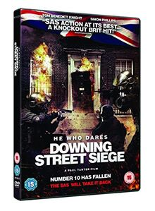 He Who Dares: The Downing St Siege [DVD] [UK Import]
