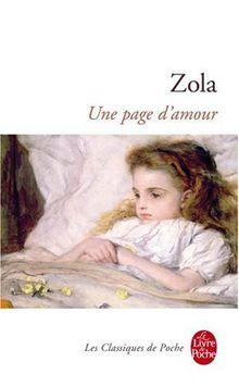 Une Page D Amour (Ldp Classiques)