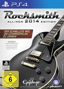 Rocksmith 2014 - [Playstation 4]