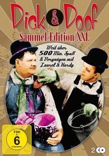 DICK & DOOF Sammel Edition XXL (2 DVD - Metallbox)