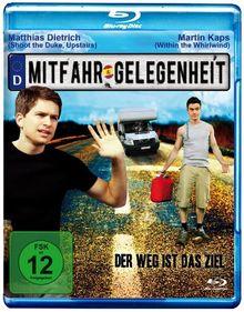 Mitfahrgelegenheit [Blu-ray]