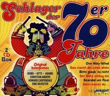 Schlager der 70er Jahre