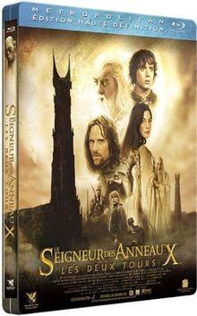 Le seigneur des anneaux 2 : les deux tours [Blu-ray] [FR Import]