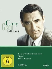 Cary Grant Edition 4 [3 DVDs]
