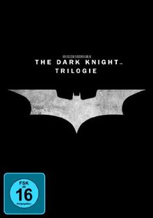 The Dark Knight Trilogie [3 DVDs]