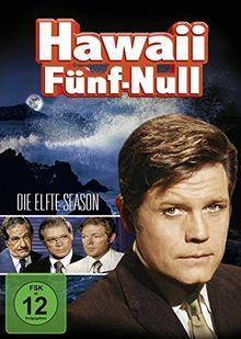 Hawaii Fünf-Null - Die elfte Season [6 DVDs]
