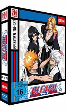Bleach TV Serie - Blu-ray Box 6 (Episoden 110-131)