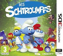 Third Party - Les Schtroumpfs Occasion [ 3DS ] - 3307215902059