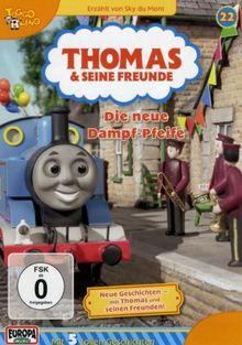 Thomas und seine Freunde (Folge 22) - Die neue Dampf-Pfeife