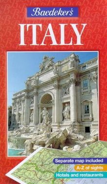 Baedeker's Italy (Baedeker: Foreign Destinations)
