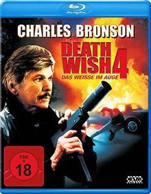 Death Wish 4 - Das Weisse im Auge (Charles Bronson) [Blu-ray]