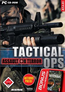 Twinpack: Tactical Ops + Line of Sight Vietnam