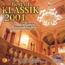 Best of Klassik 2001