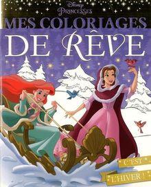 C'est l'hiver ! : Disney Princesses
