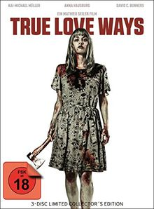 True Love Ways (+ DVD) (+ Bonus-DVD) - Mediabook [Blu-ray]