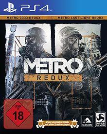 Metro Redux (PS4)