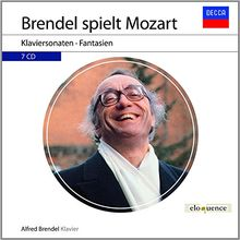 Brendel spielt Mozart - Klaviersonaten, Fantasien