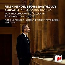 "Sinfonie Nr. 2 ""Lobgesang"