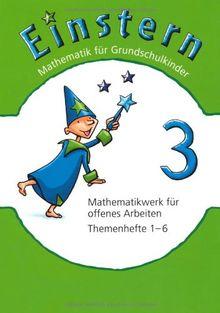 Einstern - Neubearbeitung: Band 3 - Themenhefte 1-6 und Kartonbeilagen im Schuber: Zum mehrjährigen Gebrauch