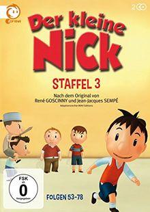 Der kleine Nick (Staffel 3) [2 DVDs]