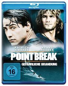 Point Break - Gefährliche Brandung [Blu-ray]