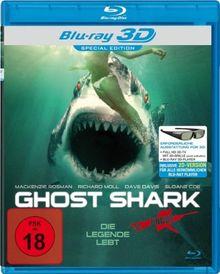 Ghost Shark - Uncut - 3D Blu-ray & 2D Version