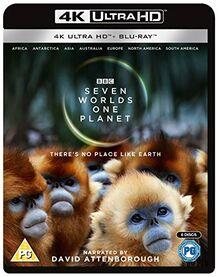 Seven Worlds, One Planet [3Blu-Ray] [Region Free] (IMPORT) (Keine deutsche Version)