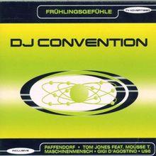 DJ Convention-Frühlingsgefühle