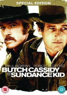 Butch Cassidy And The Sundance Kid [DVD] [UK Import]