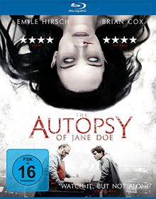 The Autopsy of Jane Doe [Blu-ray]