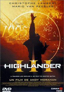 Christophe Lambert - Highlander III (1 DVD)