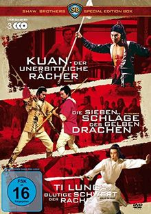 Shaw Brothers Special Edition Box I [3 DVDs]