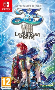 Ys VIII - Lacrimosa Of Dana: Adventurer's Edition Jeu Switch
