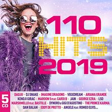 110 Hits 2019 [Import anglais]