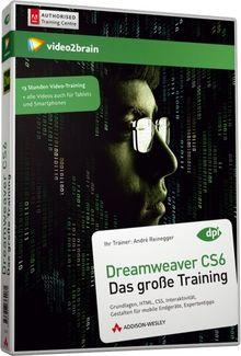 Dreamweaver CS6 - Das große Training - Ihr umfassender Einstieg