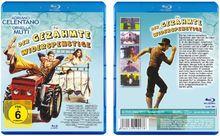 Der gezähmte Widerspenstige - Celentano - Blu-ray
