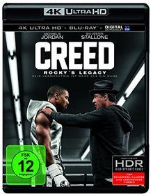 Creed - Rocky's Legacy (4K Ultra HD) [Blu-ray]