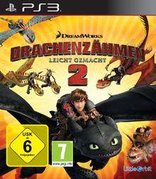 Drachenzähmen leicht gemacht 2 - [PlayStation 3]