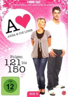 Anna und die Liebe - Box 05, Folgen 121-150 [4 DVDs]