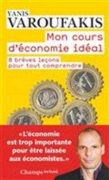 Mon Cours D'economie Ideal