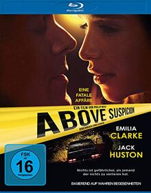 Above Suspicion [Blu-ray]
