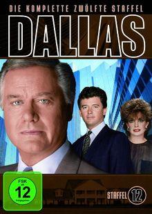 Dallas - Die komplette zwölfte Staffel [3 DVDs]