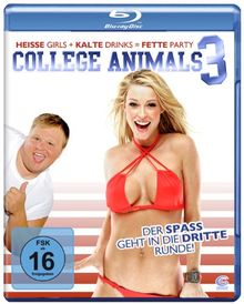 College Animals 3 [Blu-ray]