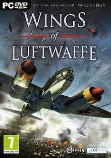 Wings of Luftwaffe - Expansion Pack (PC) (DVD) [Import UK]