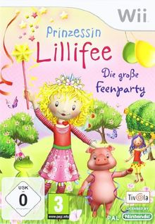 Prinzessin Lillifee - Die große Feenparty