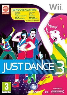 Just dance 3 [Importación francesa] [Nintendo Wii]
