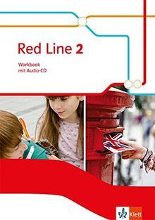 Red Line / Workbook mit Audio-CD und CD-ROM: Ausgabe 2014 / Ausgabe 2014