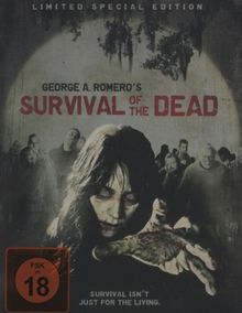 Survival of the Dead - Limited Special Edition, Steelbook [Blu-ray]