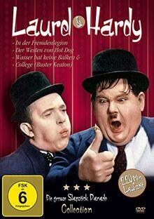 Laurel & Hardy - Die grosse Slapstick Parade Collection